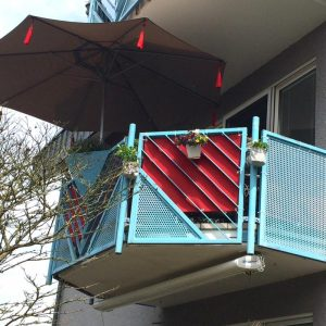 Balkonverkleidung