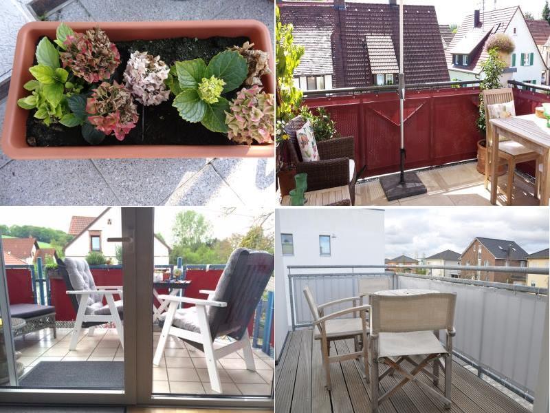 balkon tipp herbststimmung und gem tlichkeit auf ihrem balkon balkon sichtschutz. Black Bedroom Furniture Sets. Home Design Ideas