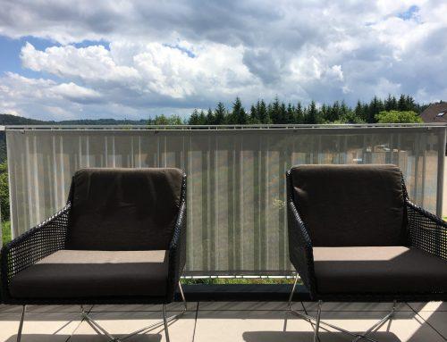 Auf Terrasse und Balkon feiern: So gelingt Ihr festlicher Tisch